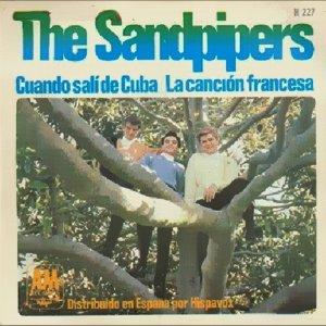 Sandpipers, The - HispavoxH 227