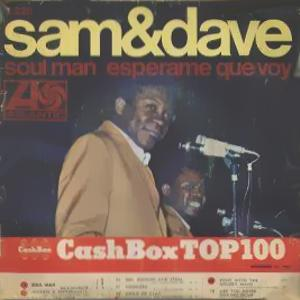 Sam And Dave - Hispavox H 228