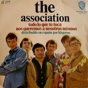 Association, The - Hispavox H 277