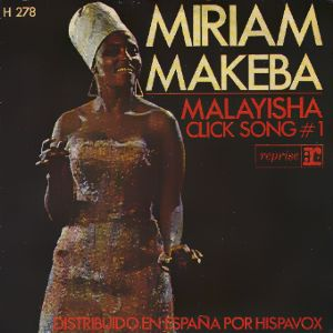 Makeba, Miriam - HispavoxH 278