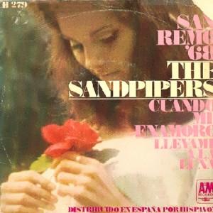 Sandpipers, The - HispavoxH 279