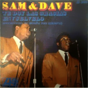 Sam And Dave - Hispavox H 282