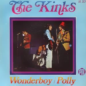 Kinks, The - HispavoxH 313
