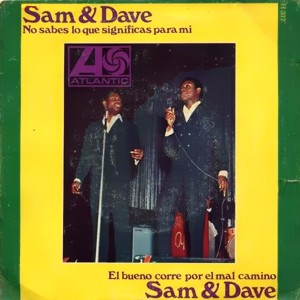 Sam And Dave - Hispavox H 317