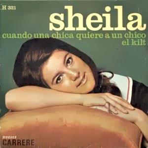 Sheila - HispavoxH 321