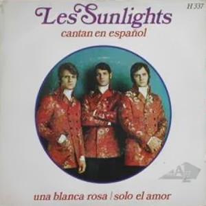 Sunlights, Les - HispavoxH 337