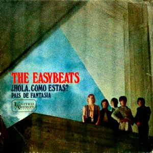 Easybeats, The - HispavoxH 357