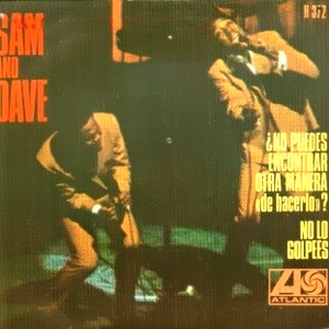 Sam And Dave - Hispavox H 372
