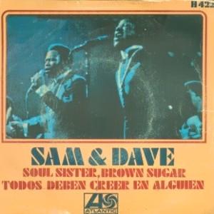 Sam And Dave - HispavoxH 422