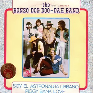 Bonzo Dog Doo-Dah Band, The - Hispavox H 423