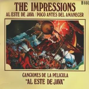 Impressions, The - HispavoxH 444