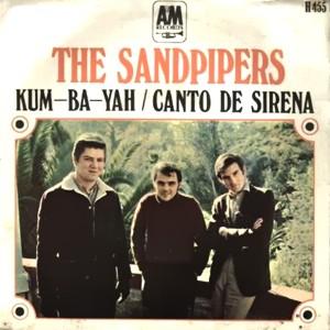 Sandpipers, The - HispavoxH 455