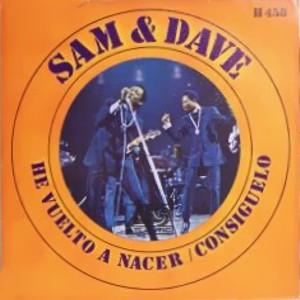 Sam And Dave - Hispavox H 458