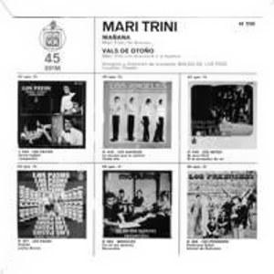 Mari Trini - HispavoxH 516