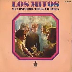 Mitos, Los - HispavoxH 539