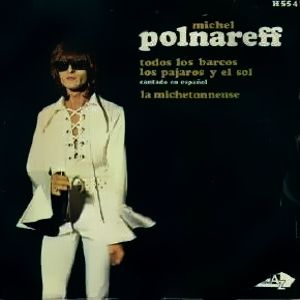Polnareff, Michel - HispavoxH 554