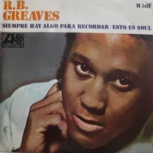 Greaves, R. B. - HispavoxH 561