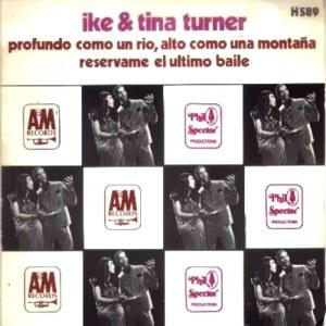Ike And Tina Turner - HispavoxH 589
