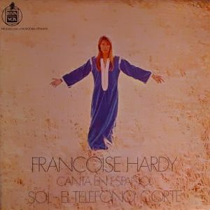 Hardy, Françoise - HispavoxH 609