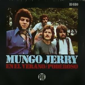 Mungo Jerry - HispavoxH 610