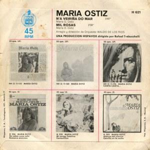 María Ostiz - HispavoxH 621