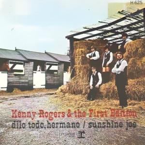 Rogers, Kenny - HispavoxH 625