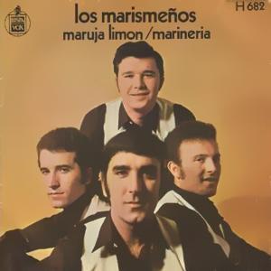 Marismeños, Los - HispavoxH 682