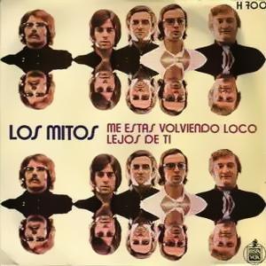 Mitos, Los - HispavoxH 700