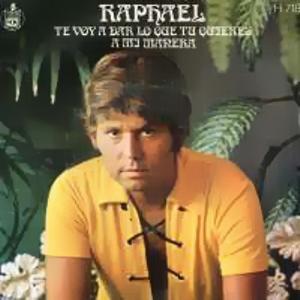 Raphael - HispavoxH 718