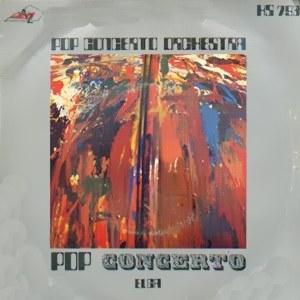 Pop Concerto Orchestra - HispavoxHS 793