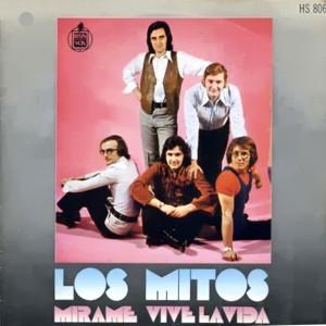 Mitos, Los - HispavoxHS 806