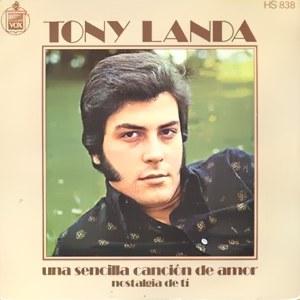 Landa, Tony - HispavoxHS 838