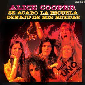 Cooper, Alice - HispavoxHS 853