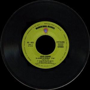 Alice Cooper - HispavoxHS 853