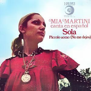 Martini, Mia - HispavoxHS 953
