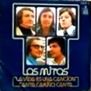 Mitos, Los - HispavoxHS 982