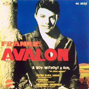 Avalon, Frankie - Hispavox46 3025