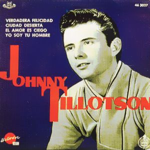 Tillotson, Johnny - Hispavox 46 3027