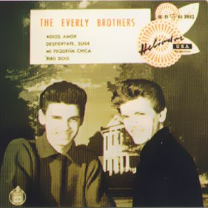 Everly Brothers, The - Hispavox 46 3903