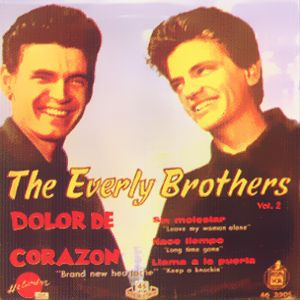 Everly Brothers, The - Hispavox 46 3905