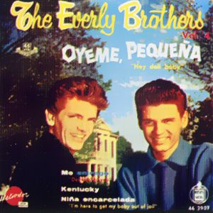 Everly Brothers, The - Hispavox 46 3907
