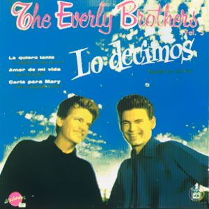 Everly Brothers, The - Hispavox 46 3908