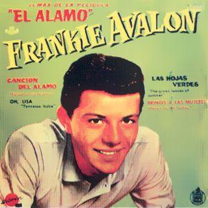 Avalon, Frankie - Hispavox46 3921