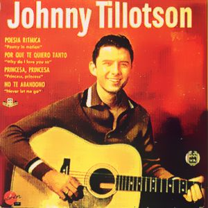 Tillotson, Johnny - Hispavox 46 3922