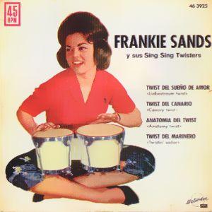 Sands, Frankie - Hispavox46 3925