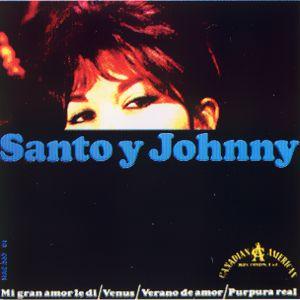 Santo And Johnny - HispavoxHAC 367-01
