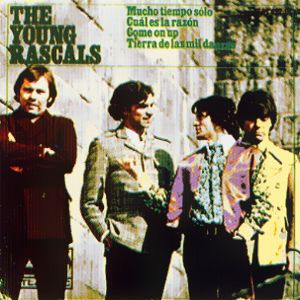 Young Rascals, The - Hispavox HAT 427-01