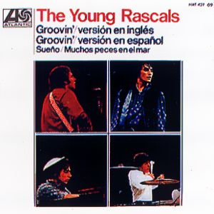 Young Rascals, The - Hispavox HAT 427-09