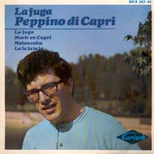 Di Capri, Peppino - HispavoxHCA 357-01