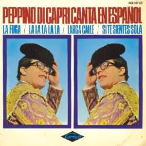 Di Capri, Peppino - HispavoxHCA 357-03